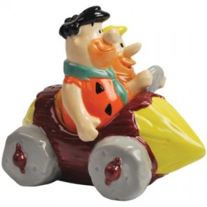 flintstones salt pepper shaker