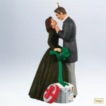 Gone with the Wind Christmas Ornament