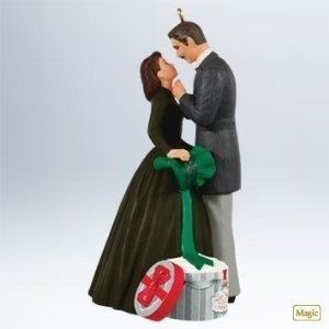 gone with the wind ornament