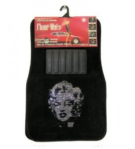 Marilyn Monroe Car Floor Mat