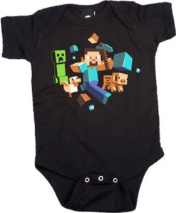 minecraft bodysuit