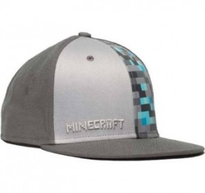 minecraft hat diamond