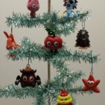Moshi Monsters Christmas Ornament