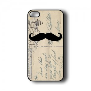 mustache iphone map