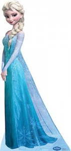 Disney Frozen Cardboard Cutout Cool Stuff To Buy And Collect