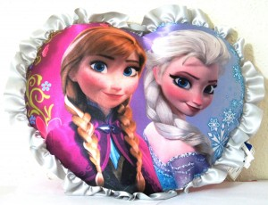 disney frozen decorative pillow