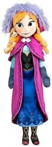 disney frozen plush anna