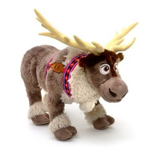 disney frozen plush sven