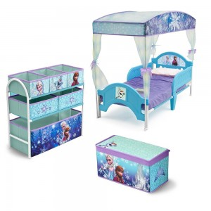 disney frozen room in the box