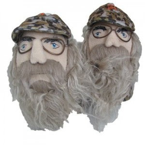 duck dynasty uncle si slippers