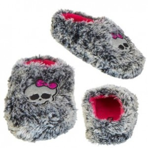 monsters high slippers