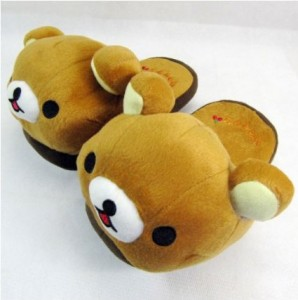 rilakkuma slippers cute