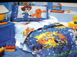Digimon Bedding Cool Stuff To Buy And Collect