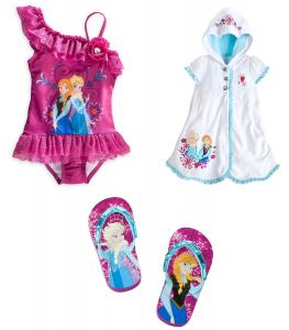 Disney Frozen Swimsuit Cool Stuff To Buy And Collect