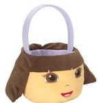 Dora the Explorer Easter Basket
