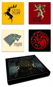 game of thrones coaster