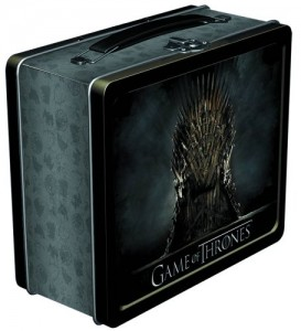 game of thrones lunch box iron throne