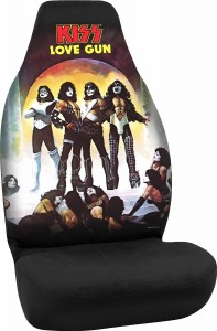 kiss car seat cover