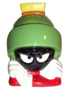 marvin martian cookie jar talking