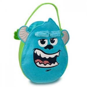 monsters university easter basket blue