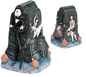 nightmare before christmas cookie jar 2