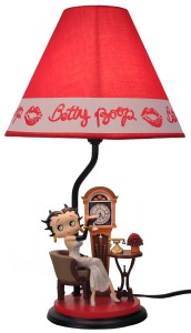 Betty The Boop Lamp Cool Stuff To Buy And Collect