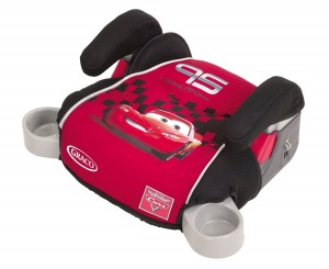 disney cars booster car seat