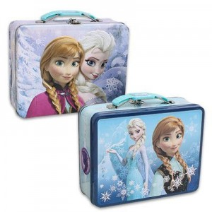 disney forzen lunch box