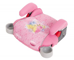 disney princess booster car seat