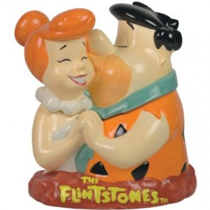 flintstones cookie jar