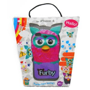 furby iphone case 2