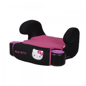 hello kitty booster car seat pink