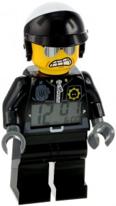 lego movie alarm clock bad cop