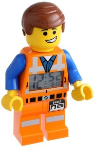 lego movie alarm clock emmet