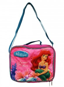 Disney Little Mermaid Princess Ariel Lunch Bag Cool
