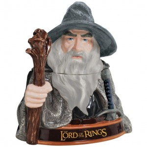 lord of the rings cookie jar