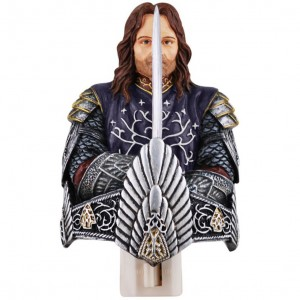 lord of the rings night light aragorn