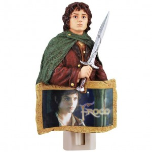 lord of the rings night light frodo