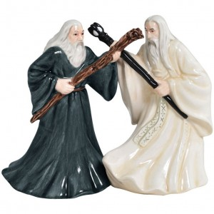 lord of the rings salt pepper shaker