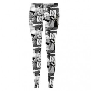 Marilyn Monroe Leggings Cool Stuff To Buy And Collect