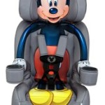 Mickey Mouse Booster Car Seat