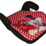 Minnie Mouse Booster Car Seat