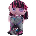 Monster High Plush Pillow and Throw Blanket