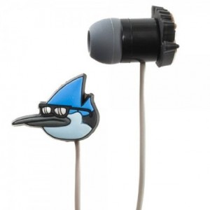 regular show earbuds