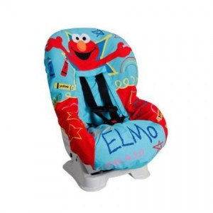sesame street car seat cover