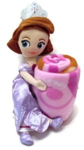 Sofia The First Throw And Pillow Set : Sofia the First Plush Pillow and Throw Blanket - Cool Stuff to Buy and Collect