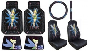 tinkerbell car accessories pixel