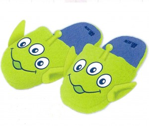 toy story alien slippers