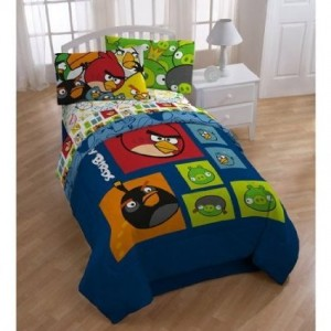 Angry Birds Bedding Cool Stuff To Buy And Collect