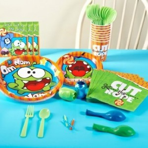 cut the rope birthday party supplies